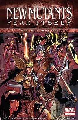 New Mutants (2009-2011) #29