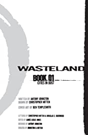 Wasteland Vol. 1: Cities In Dust