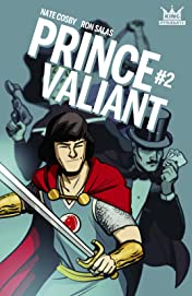 King: Prince Valiant #2 (of 4): Digital Exclusive Edition