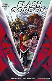 King: Flash Gordon #4 (of 4): Digital Exclusive Edition