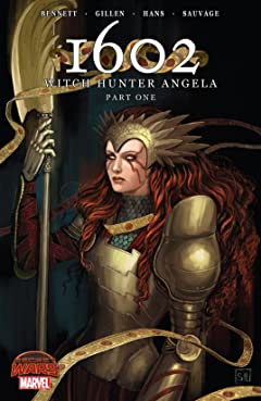 1602: Witch Hunter Angela (2015) No.1