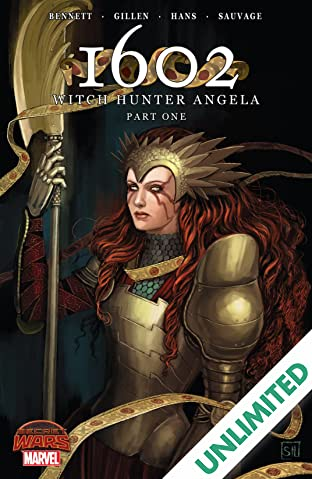 1602: Witch Hunter Angela (2015) #1