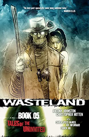 Wasteland Tome 5: Tales of the Uninvited