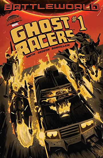 Ghost Racers (2015) #1