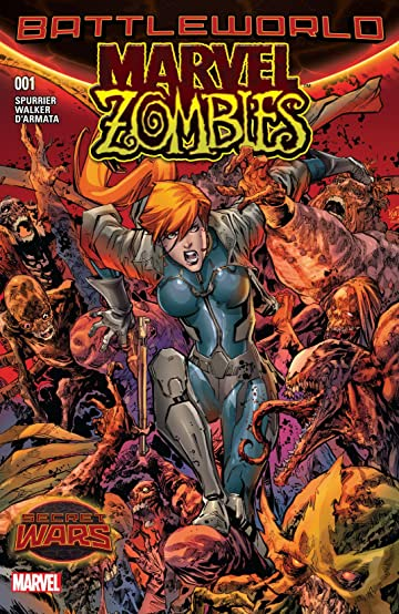 Marvel Zombies (2015) #1