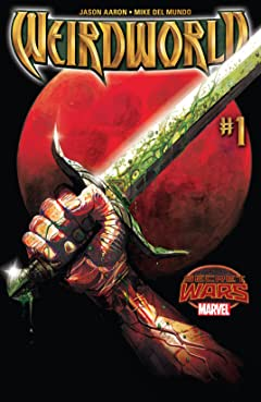 Weirdworld (2015) #1