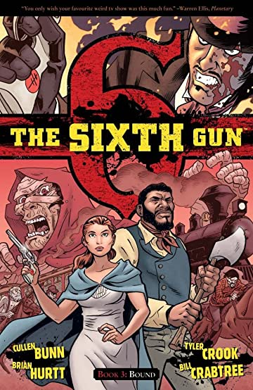 The Sixth Gun Vol. 3