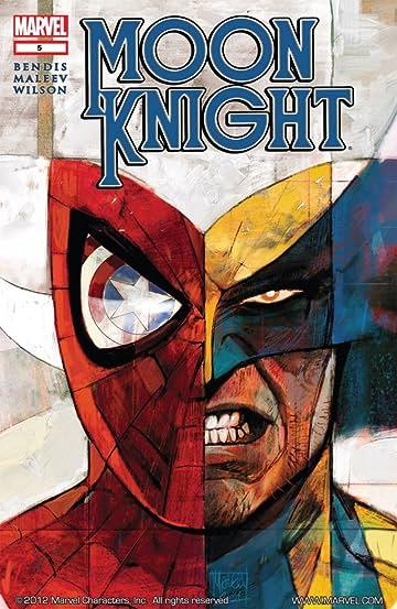 Moon Knight (2010-2012) #5