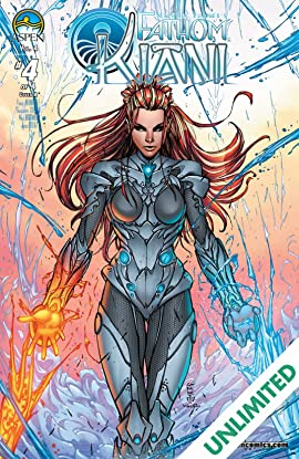 Fathom: Kiani Vol. 4 #4 (of 4)