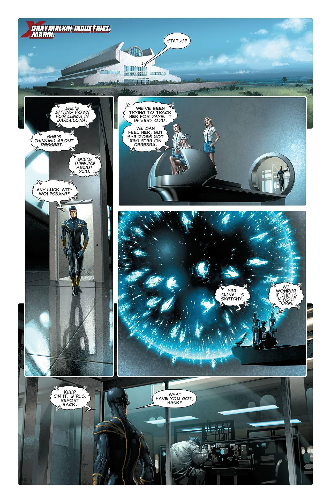 X-Force Vol. 3: Not Forgotten