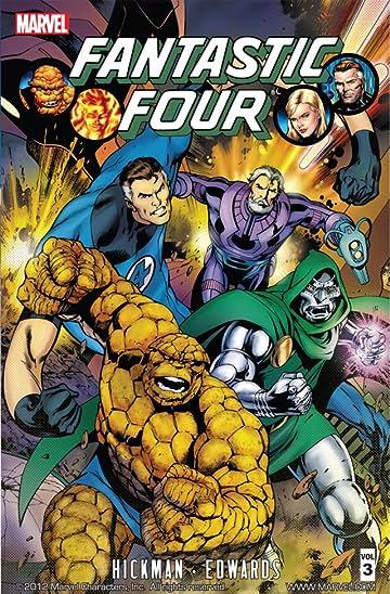 Fantastic Four By Jonathan Hickman Vol. 3