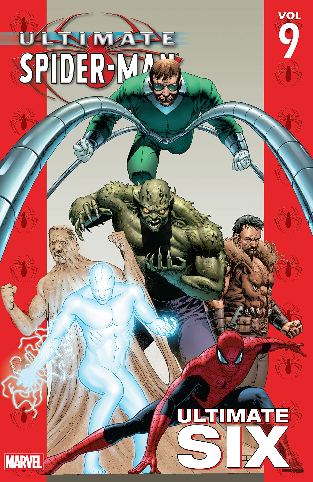 Ultimate Spider-Man Tome 9: Ultimate Six