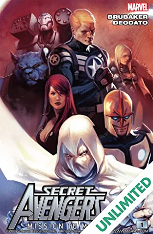 Secret Avengers Vol. 1: The Mission To Mars