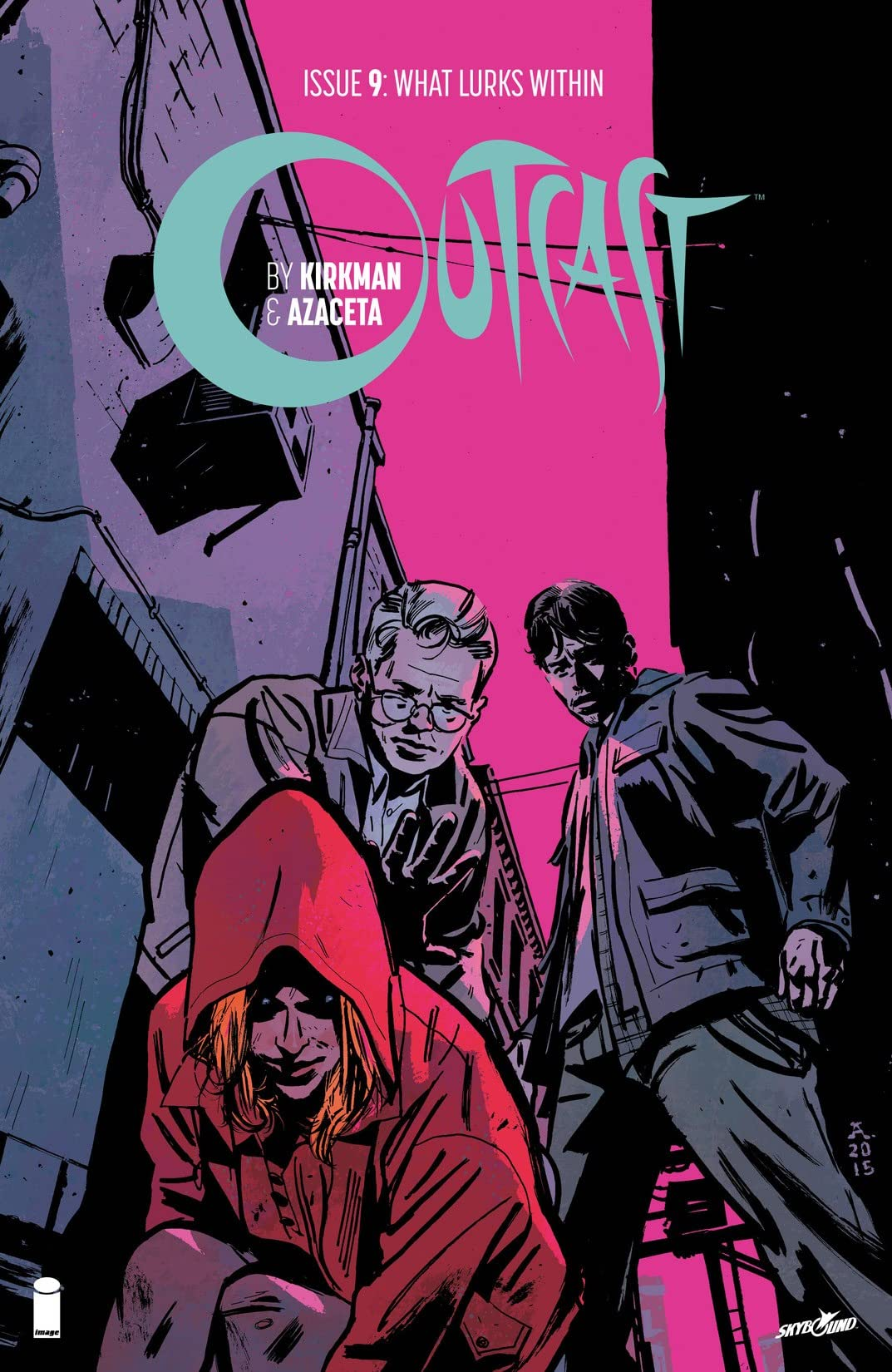 Outcast by Kirkman & Azaceta #9