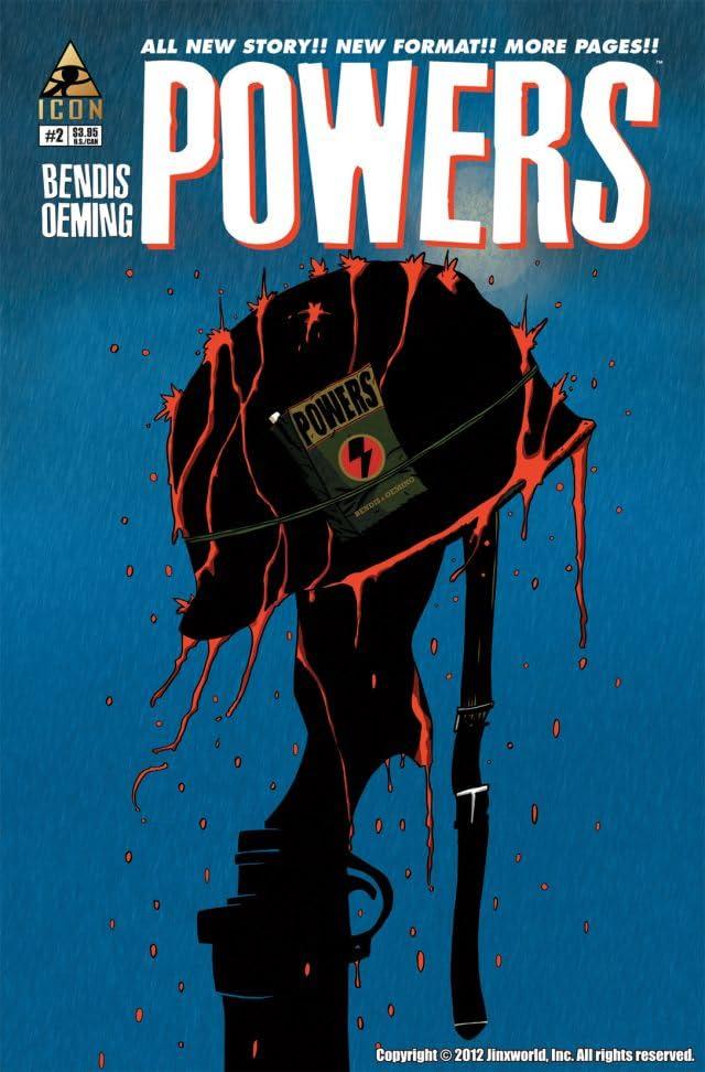 Powers (2009-2012) #2
