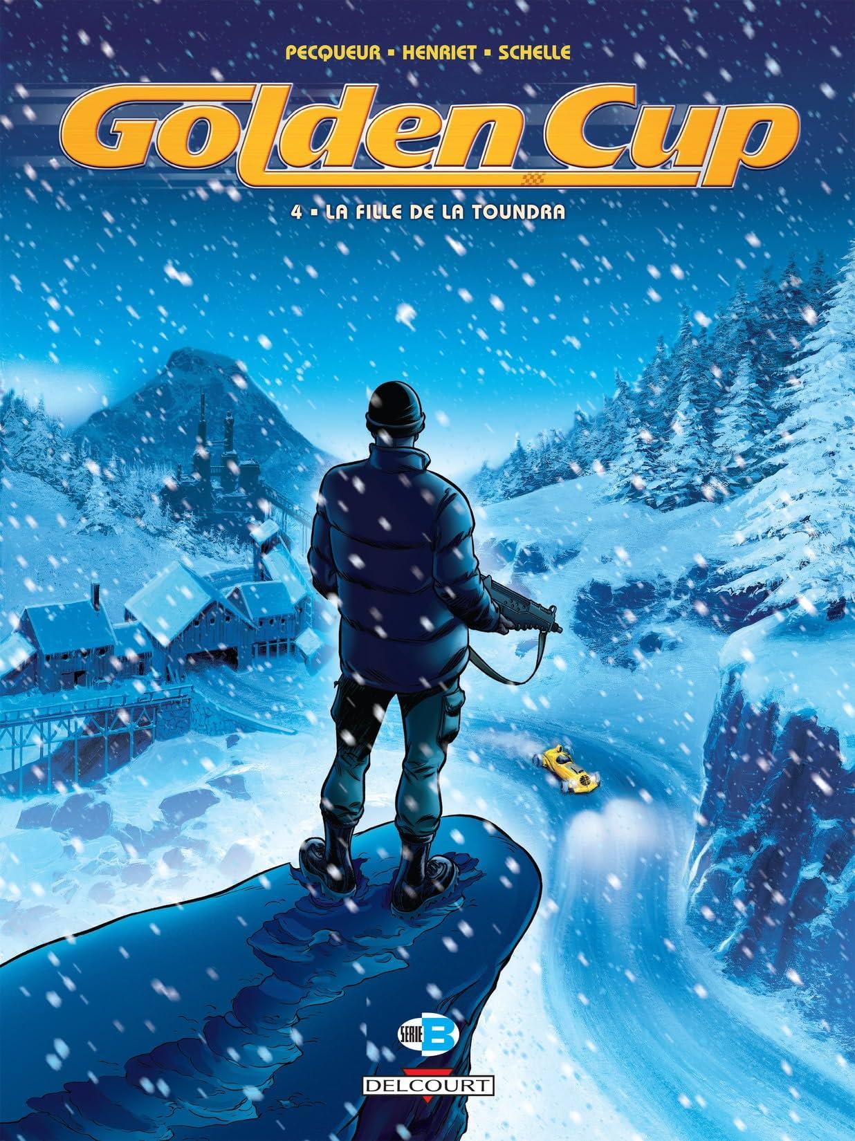 Golden Cup Vol. 4: La Fille de la toundra