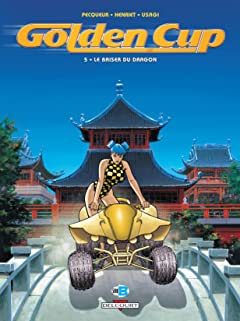 Golden Cup Vol. 5: Le Baiser du dragon