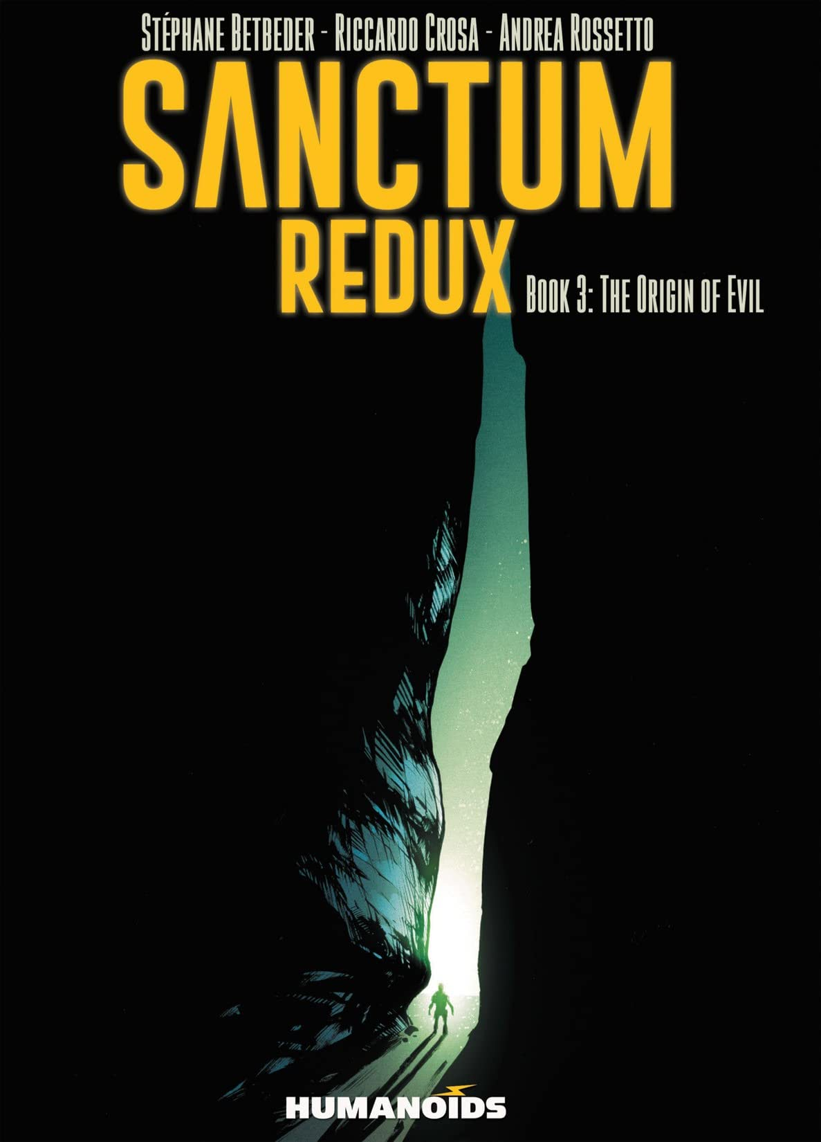 Sanctum Redux Vol. 3: The Origins of Evil