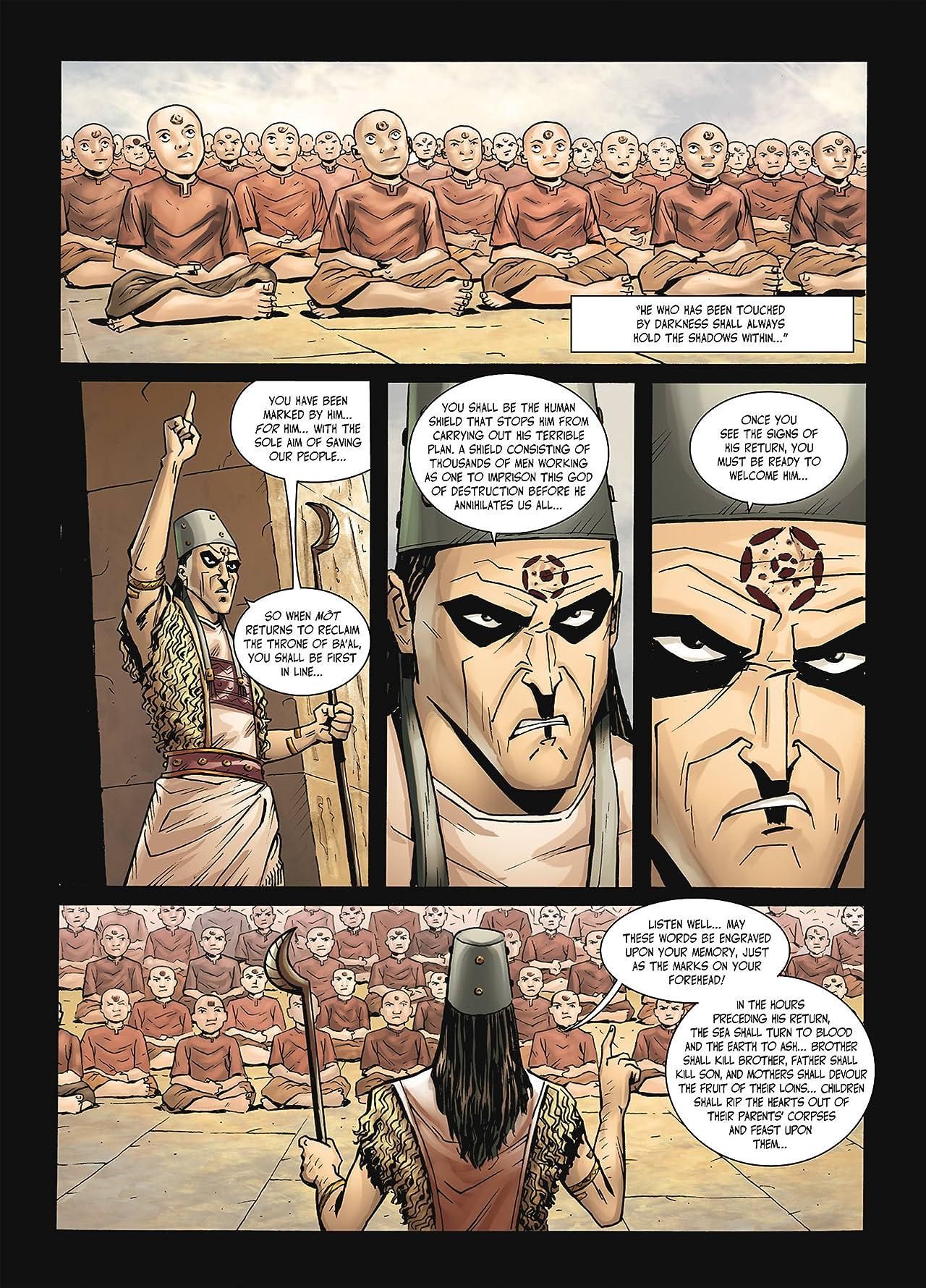 Sanctum Redux Vol. 5: The Procession of Sacrifices