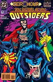 Outsiders (1993-1995) #11