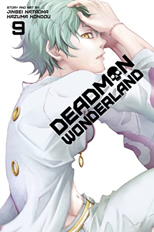 Deadman Wonderland Vol. 9