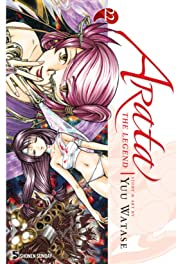 Arata: The Legend Vol. 22