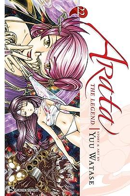 Arata: The Legend Vol. 22