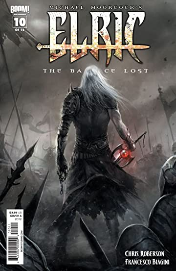 Elric: The Balance Lost #10 (of 12)