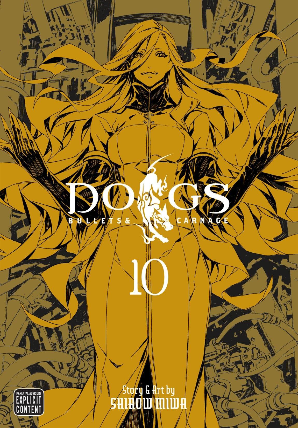 Dogs Vol. 10