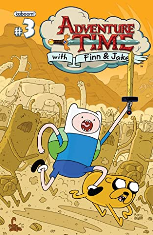 Adventure Time No.3