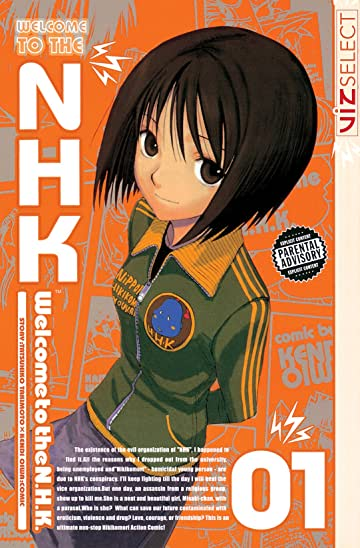 Welcome to the N.H.K. Tome 1