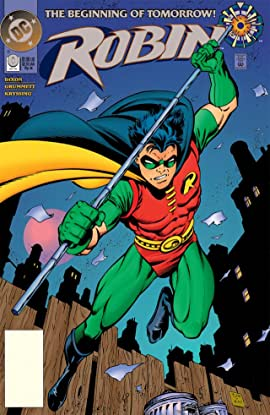 Robin (1993-2009) No.0