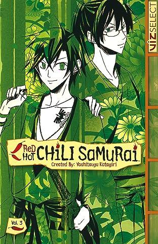 Red Hot Chili Samurai Vol. 3