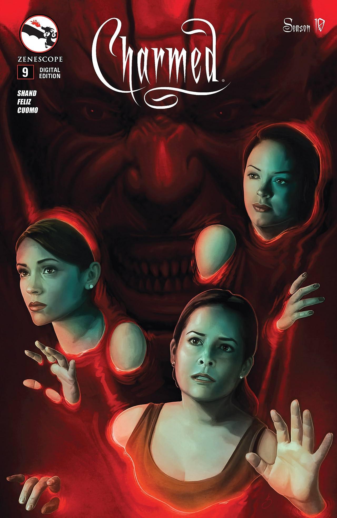 Charmed: Season 10 #9