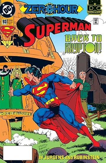 Superman (1987-2006) #93