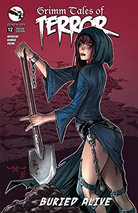 Grimm Tales of Terror Vol. 1 #12