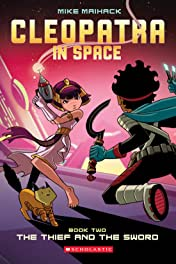 Cleopatra in Space Vol. 2: The Thief and the Sword