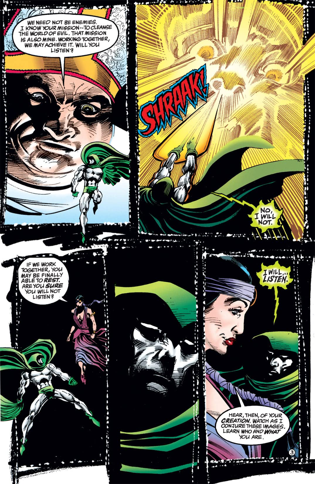 The Spectre (1992-1998) #0