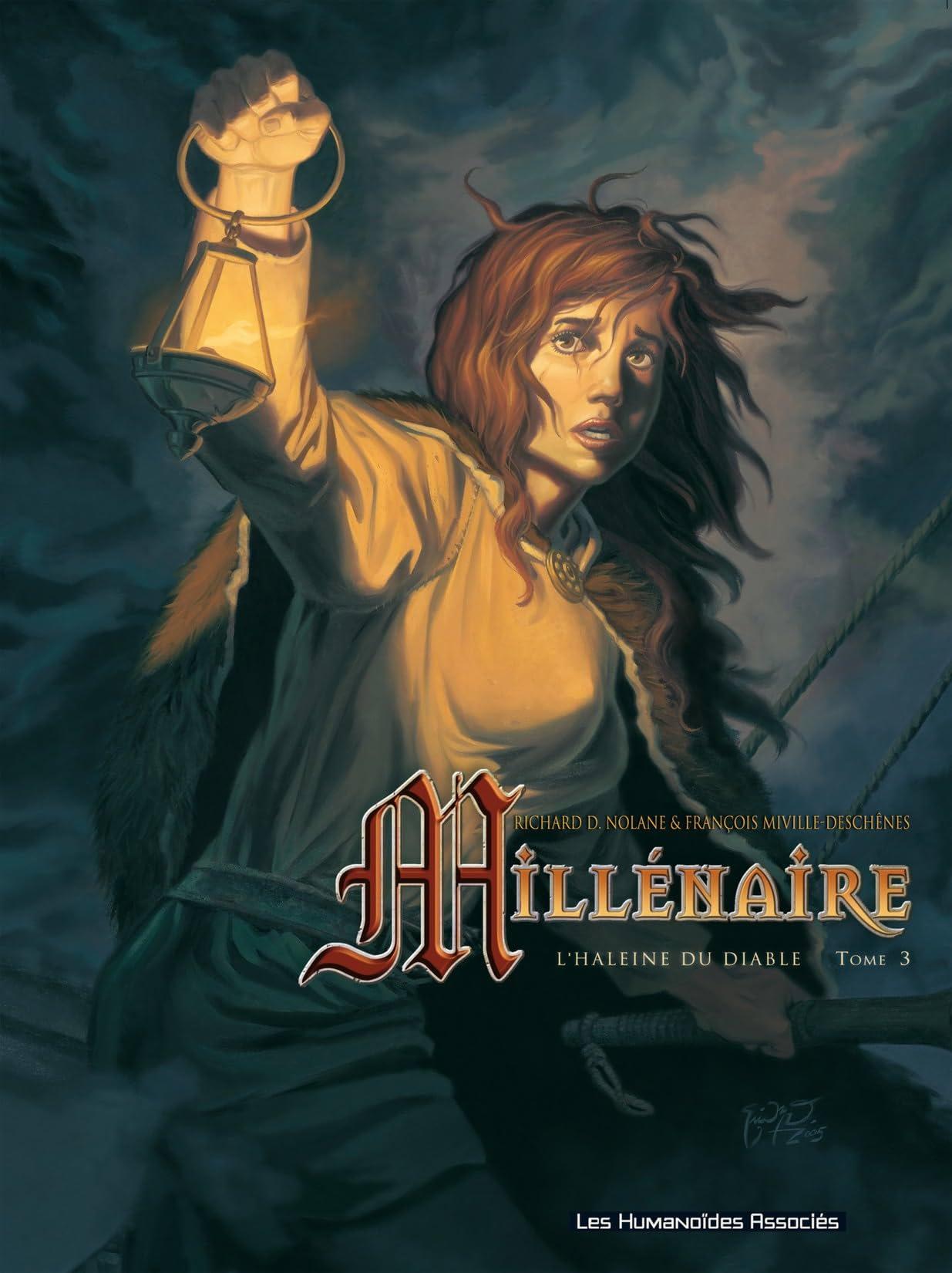 Millénaire Vol. 3: L'Haleine du Diable