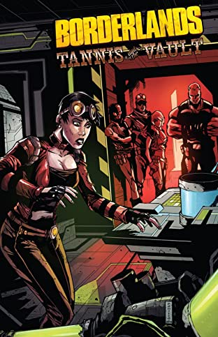 Borderlands Tome 3: Tannis and the Vault