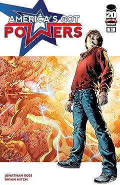 America's Got Powers No.1 (sur 7)