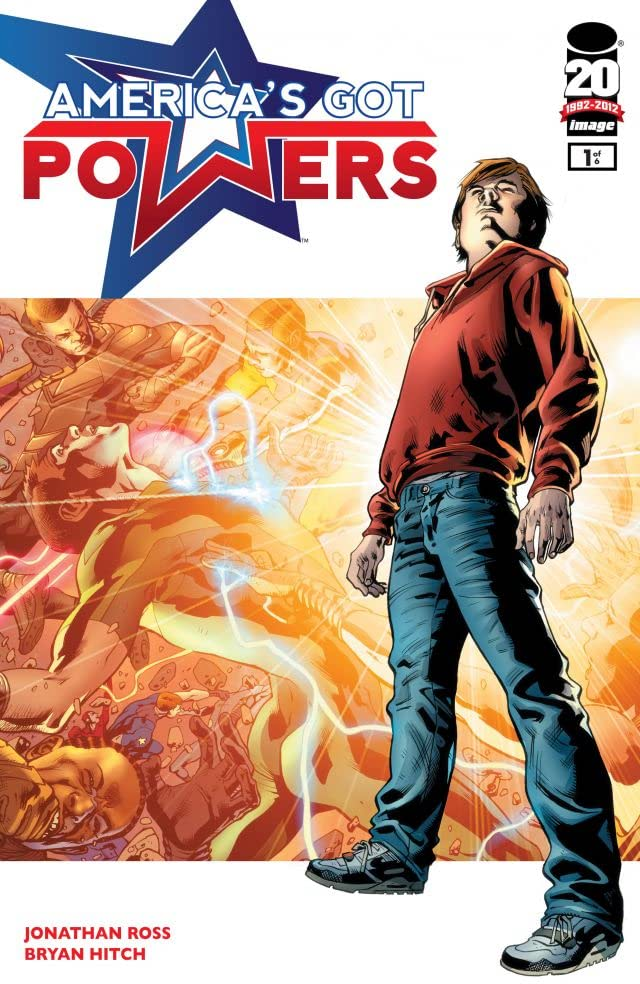 America's Got Powers #1 (of 7)
