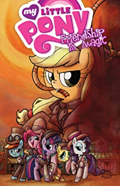 My Little Pony: Friendship Is Magic Tome 7