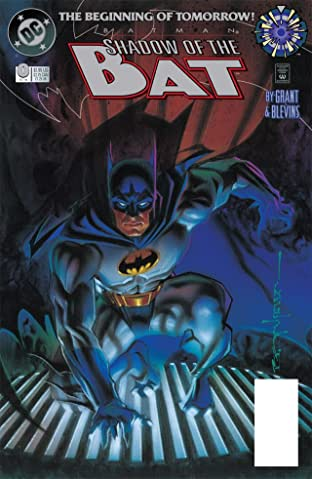 Batman: Shadow of the Bat #0