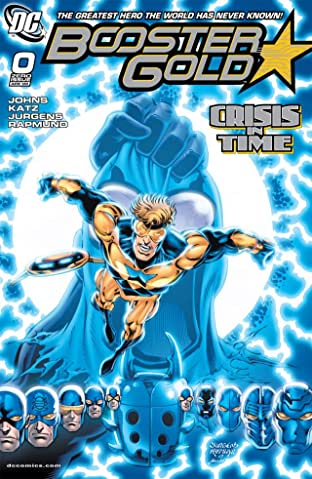 Booster Gold (2007-2011) No.0