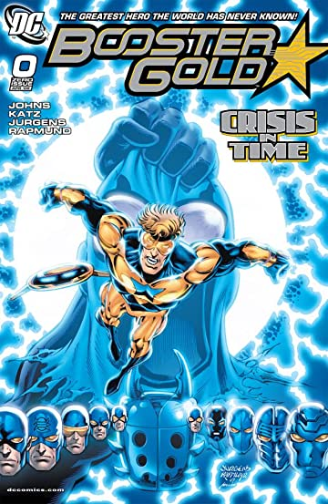 Booster Gold (2007-2011) #0