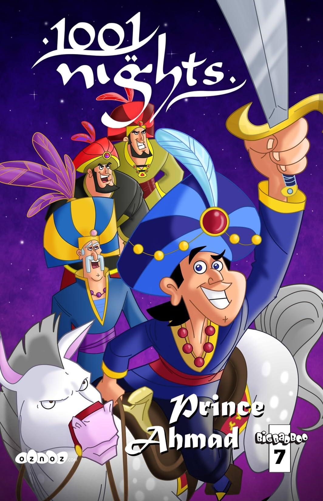 1001 Nights #7: Prince Ahmad