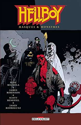 Hellboy Tome 14: Masques & Monsters