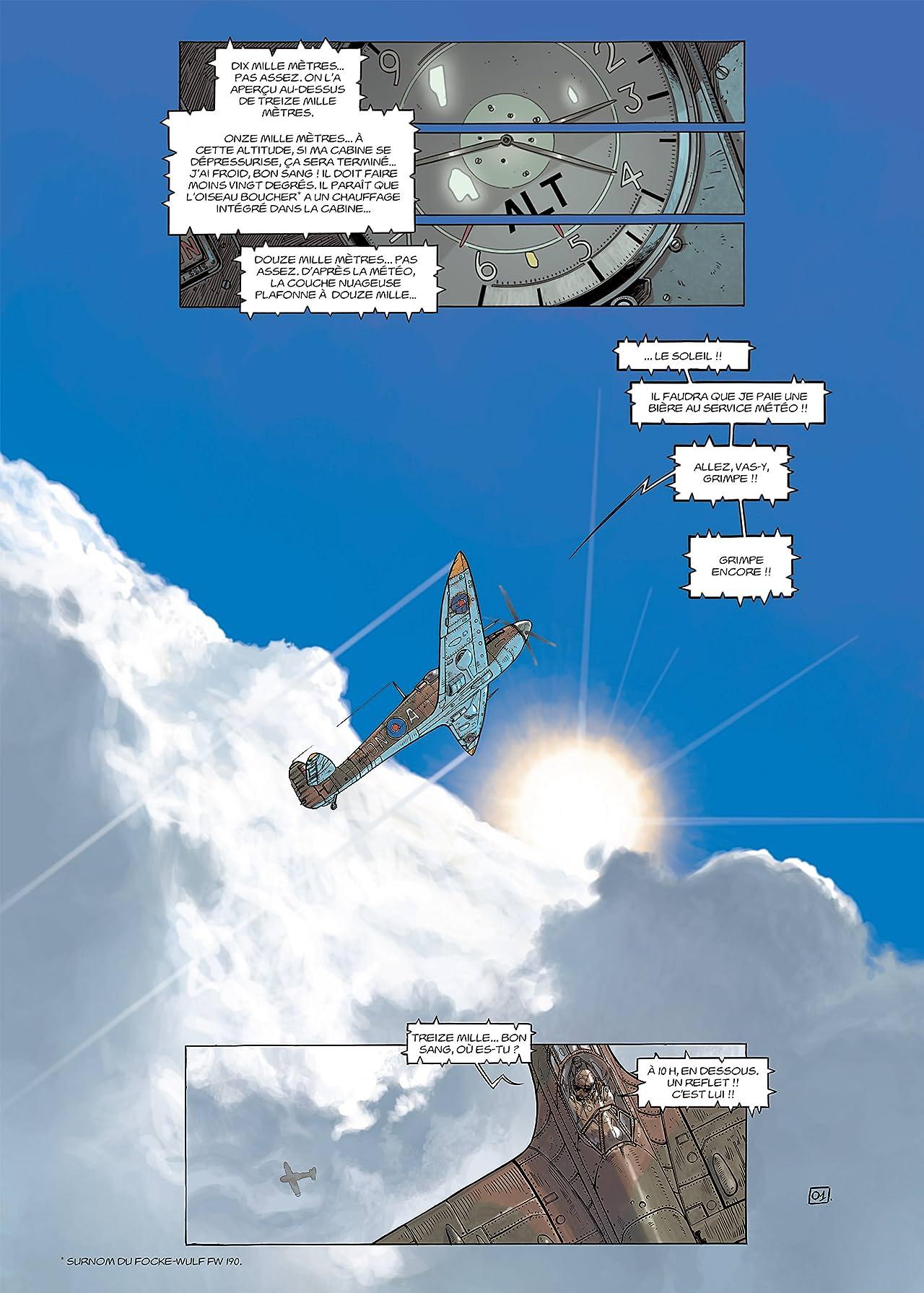 Lignes de Front Vol. 6: Le Paradis des chasseurs