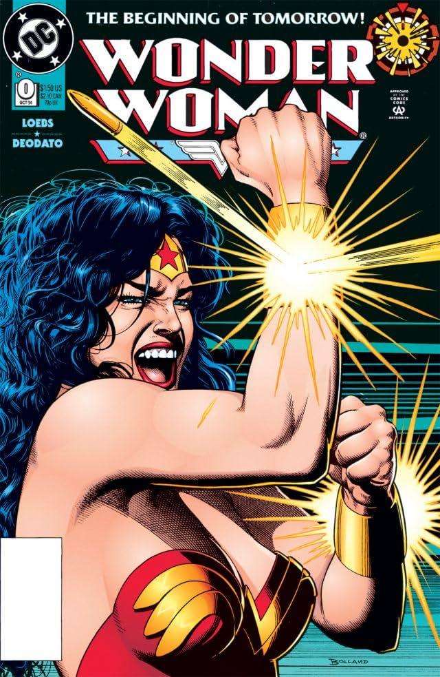 Wonder Woman (1987-2006) #0